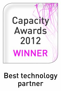 Global Capacity Named Best Technology Partner 2012